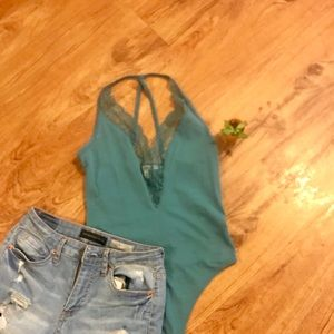 EXPRESS Bodysuit